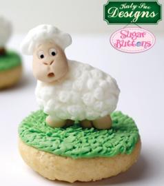 Little lamb mold ( Katy Sue)