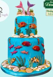 Fish ,Seaweed and Coral (Katy Sue)