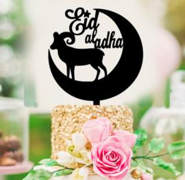 Acryl topper Eid al adha