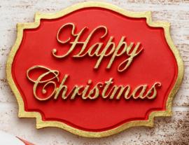 Christmas plaque ( Katy sue)