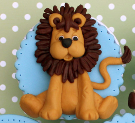 Lion Mold (Katy Sue)