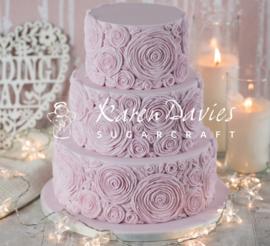 Ruffled Roses mold ( Karen Davies)