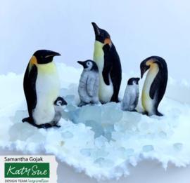 Penguin Family  ( Katy Sue)