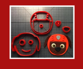 3-D uitsteker (5 en 10 cm)