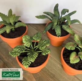 Mini jungle leaves ( Katy sue)