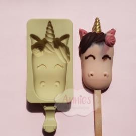 Cake/ijs mold Unicorn