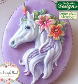 Unicorn mold ( Katy Sue)