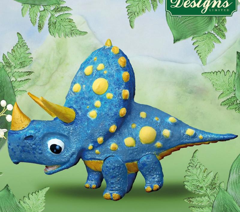 Triceratops mold ( Katy Sue)