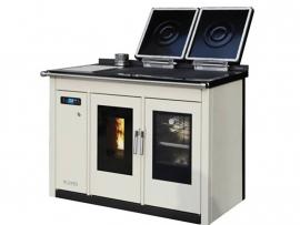 CV-Fornuis met oven SMART 120 Britisch Traditional  Pelletgestookt
