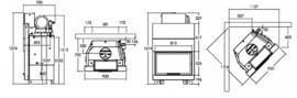 AQUA 34 FRONTAAL CV-houthaard + CV-kit