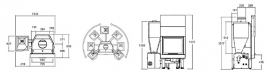 AQUA 20 CV-haard + CV-kit+pelletmodule