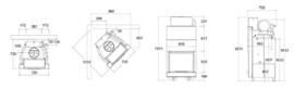 AQUA 20 CV-houthaard + CV-kit