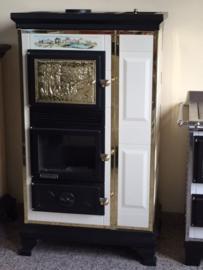Combi hout en pellet kachel met oven  KF139 (KF1397795)
