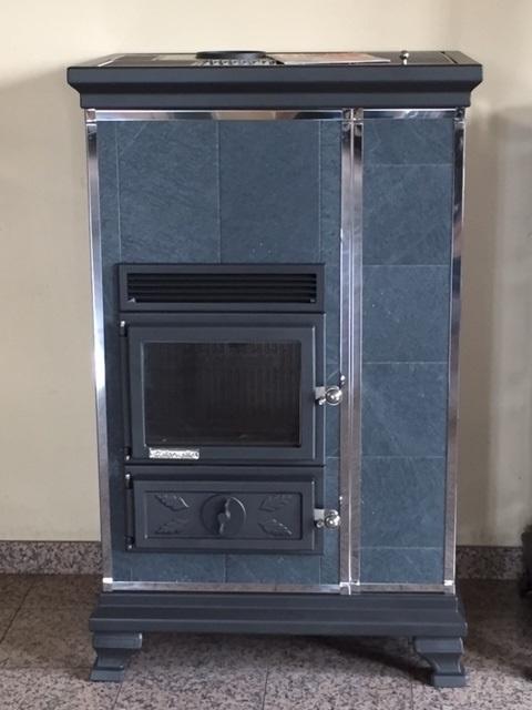 Combi hout en pellet kachel  K129 (K1297240)