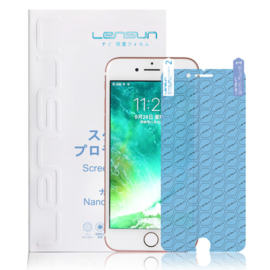 iPhone 7 Plus : Lensun Nano explosion proof Screenprotector (Front)