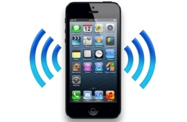 iPhone 5 reparatie: Tril motor vervangen