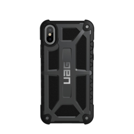 iPhone XR: UAG Monarch series (Platinum)