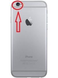 iPhone 6 reparatie: Achter camera vervangen