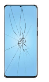 Galaxy S20 plus (SM-G985F) reparatie: LCD + Digitizer vervangen compleet