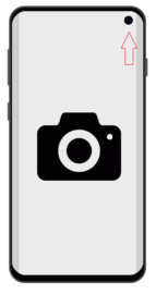 Galaxy S10 (SM-G973F) reparatie: frontcamera vervangen