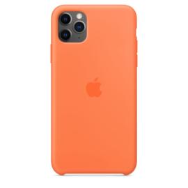 iPhone 11 Pro Max: Liquid Silicone case (Vitamine C)