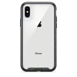 iPhone X / XS Otterbox Traction series (night glow / zwart)