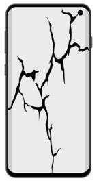 Galaxy S10 (SM-G973F) reparatie: LCD + Digitizer vervangen compleet