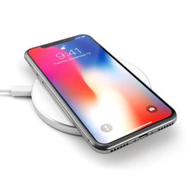 Qi draadloos laadsysteem (fast charger)