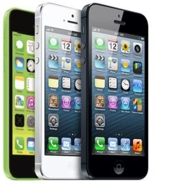 iPhone 5 - iPhone 5S - iPhone 5C