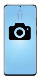 Galaxy S20 (SM-G981F) reparatie: frontcamera vervangen