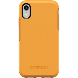 iPhone XR: Otterbox Symmetry series (Aspen Gleam Yellow)