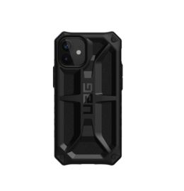 iPhone 12 Mini: UAG Monarch series (black)