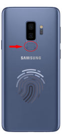 Galaxy S9 Plus (G965F) reparatie: Vingerprint scanner vervangen