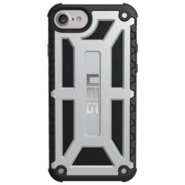 iPhone 7 / 8: UAG Monarch series (Zilver)