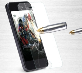 iPhone 5 / 5s / 5c Tempered / Gorilla glas screen protector voorkant