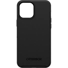 iPhone 12 / 12 Pro: Otterbox-Symmetry (zwart)