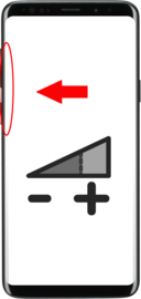 Galaxy S9  (G960F) reparatie: Vervangen volume knoppen