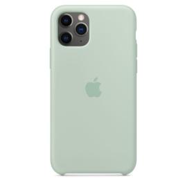 iPhone 11 Pro: Liquid silicone case (Beril)