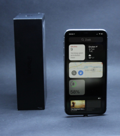 (No.2211) iPhone 11 Pro Max 256GB Zilver **A-Grade**