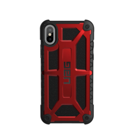 iPhone X / XS: UAG Monarch series (Red)