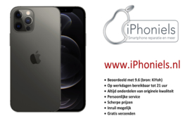 (No.2442) iPhone 12 Pro 128GB Graphite **gloednieuw**