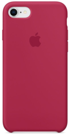 iPhone 7 / 8: Liquid Silicone case (Berry)