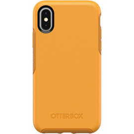 iPhone X / XS: Otterbox Symmetry series (Aspen Gleam Yellow)