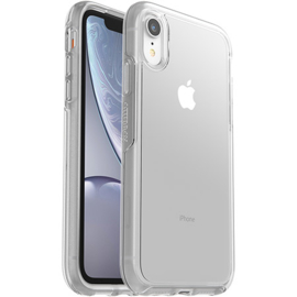 iPhone XR: Otterbox Symmetry series (Clear)