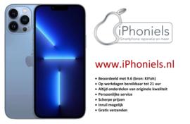 (No.2786) iPhone 13 Pro 256GB Sierra Blue **gloednieuw**