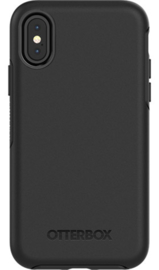 iPhone XS Max: Otterbox Symmetry series (Black)