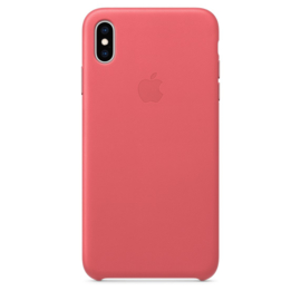 iPhone XR: Leather case (Pioen)