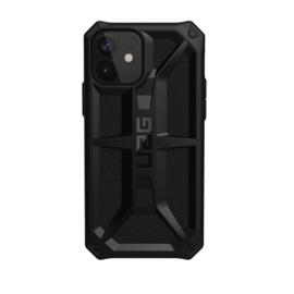 iPhone 12 / 12 Pro: UAG Monarch series (black)