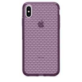 iPhone XS Max: OtterBox Vue series (Bessen rood)