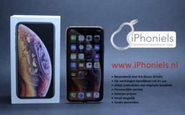 (No.2235) iPhone XS 64GB Goud **Gloednieuw**